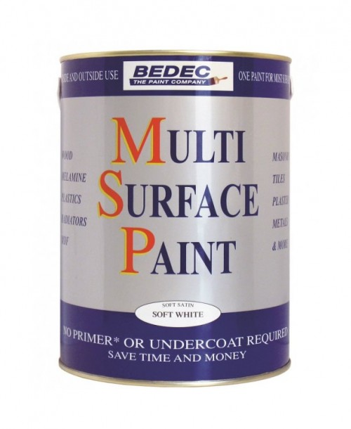 Bedec Multi Surface Paint (MSP)