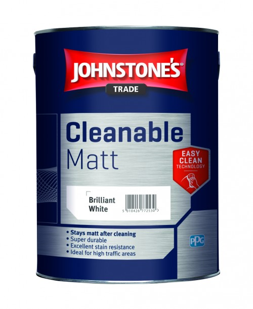 Johnstone's Trade Cleanable Matt