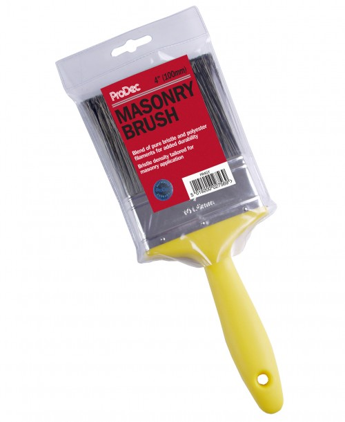ProDec 4 Inch Masonry Brush