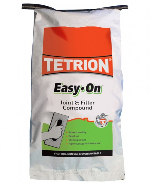Tetrion Easy On Filling and Jointing Compound 5kg