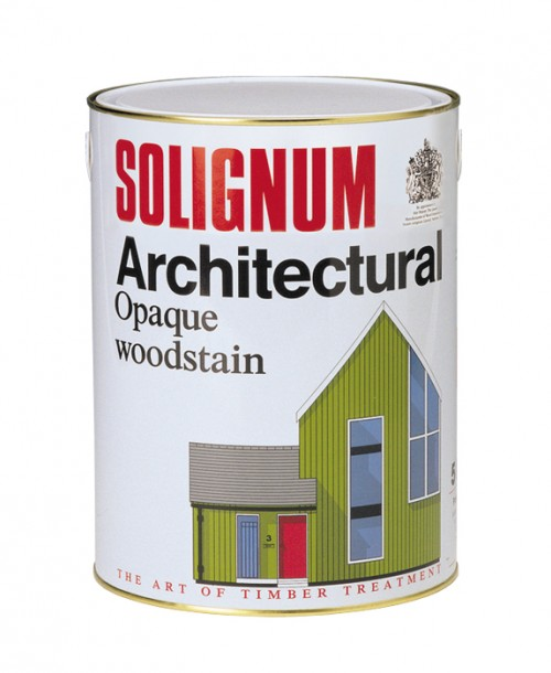 Solignum Architectural Solvent-Based Opaque Woodstain