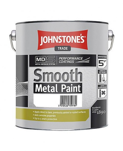 Johnstone's Trade Smooth Metal Paint