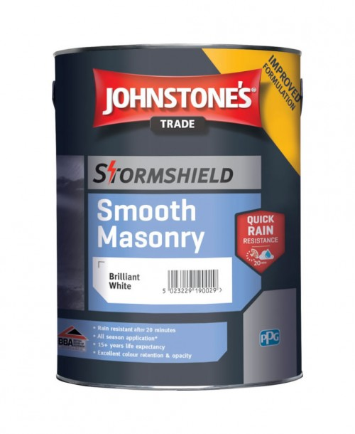 Johnstone's Trade Stormshield Smooth Masonry