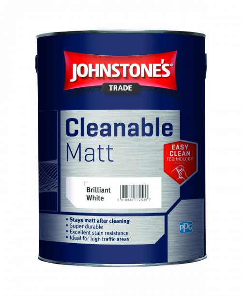 Johnstone's Trade Cleanable Matt Emulsion