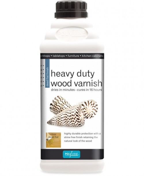 Polyvine Heavy Duty Wood Varnish