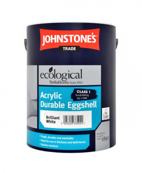 Johnstone's Trade Acrylic Durable Eggshell