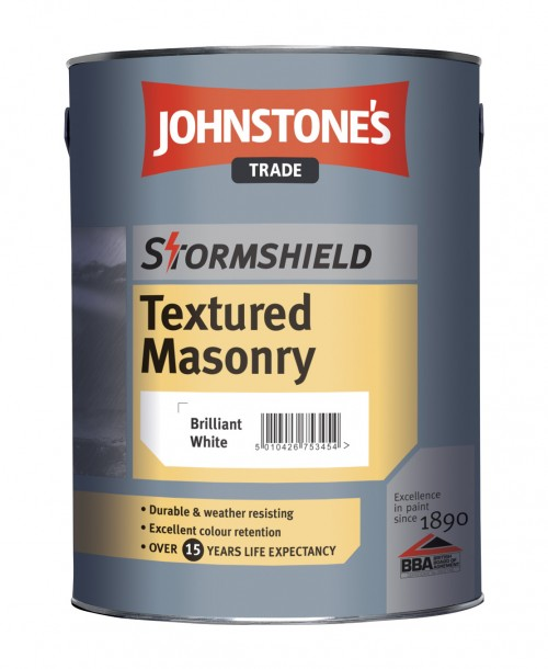 Johnstone's Trade Stormshield Textured Masonry