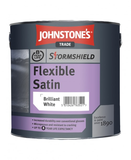 Johnstone's Trade Stormshield Flexible Satin