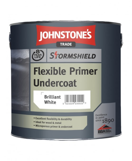Johnstone's Trade Stormshield Flexible Primer Undercoat