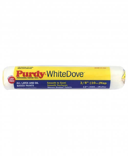 Purdy White Dove Roller Sleeve - 12 Inch