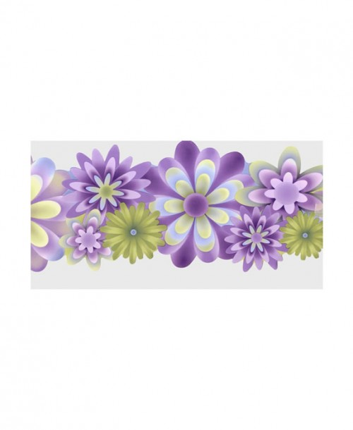 Cut Out Flower Border CK83121B