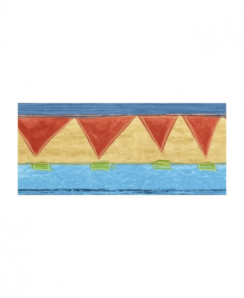 Abstract Border KA49060