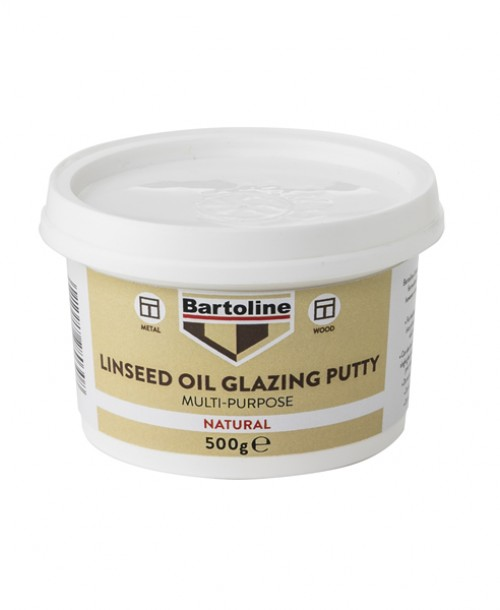 Bartoline Linseed Oil Glazing Putty