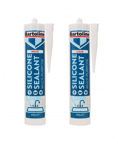 Bartoline Multi Purpose Silicone Sealant 300ml