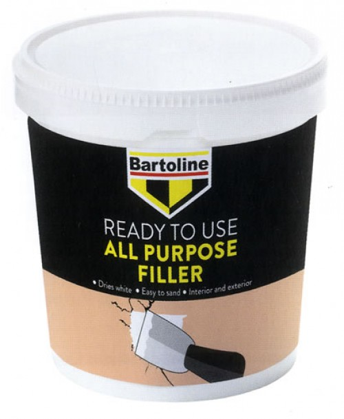 Bartoline All Purpose Ready Mixed Filler 1kg