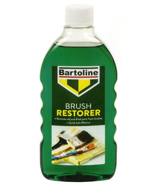 Bartoline Brush Restorer 500ml