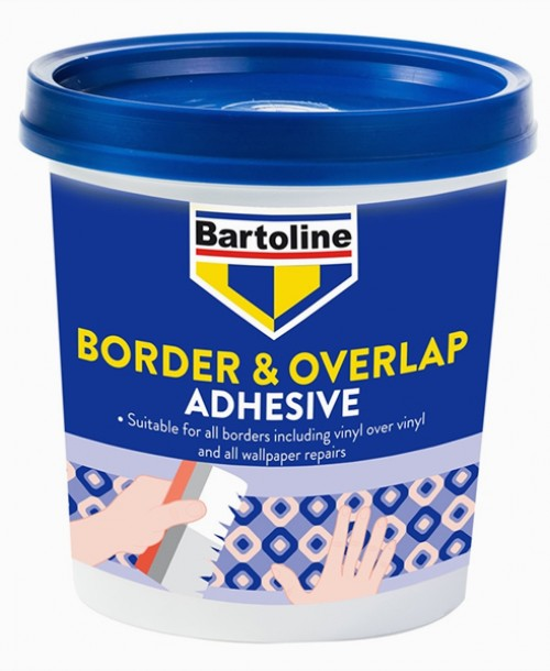 Bartoline Border and Overlap Adhesive
