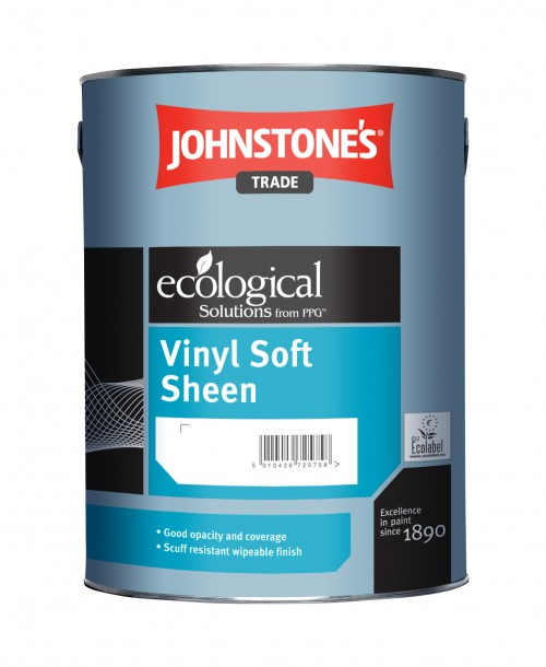 Johnstone's Trade Vinyl Soft Sheen Emulsion - Mixed Colours