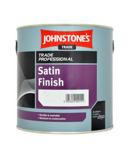Johnstone's Trade Satin Finish - Mixed Colour