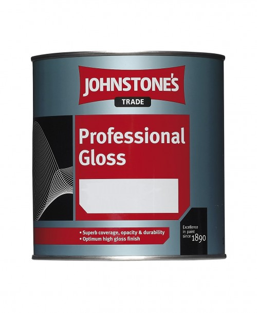 Johnstone's Trade Professional Gloss - Mixed Colour