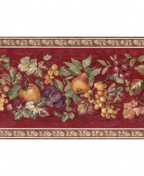 Ornate Fruit Border 948B75725