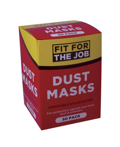Dust Masks - Pack of 50