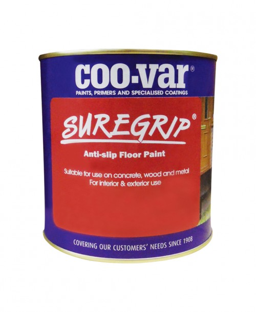 Coo-Var Suregrip Anti-Slip Floor Paint