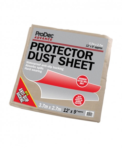 ProDec Advance Protector Dust Sheet
