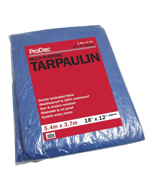 ProDec Multi-Purpose Tarpaulin