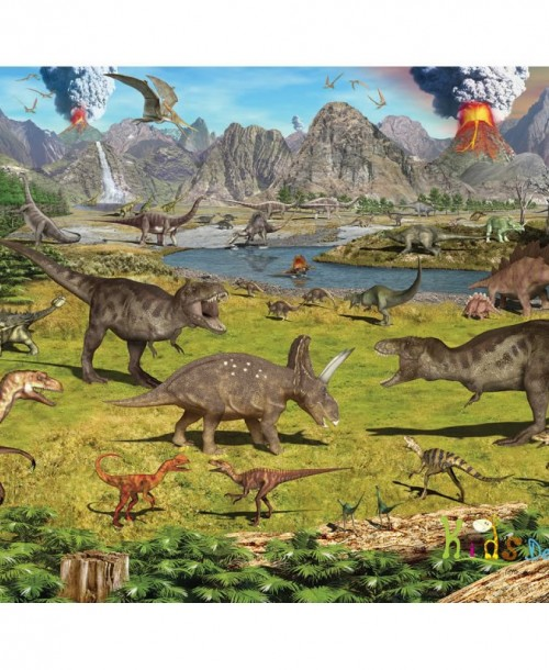 Land of Dinosaurs 40120 Wall Panel