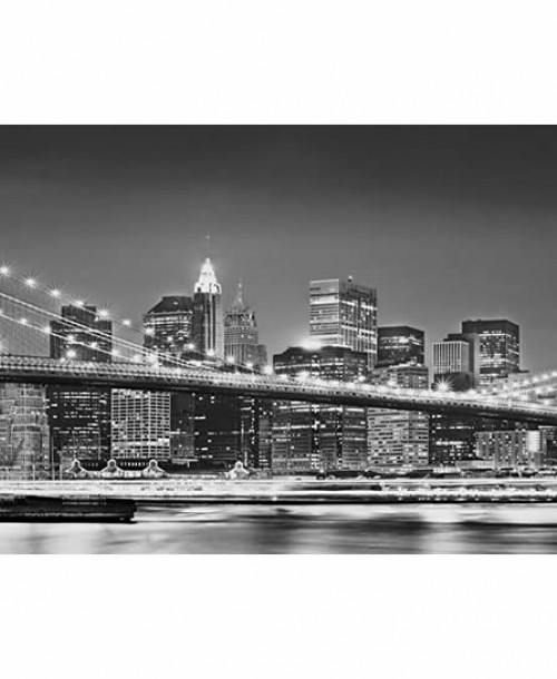 Brooklyn Bridge by Komar 4-320 Wall Mural