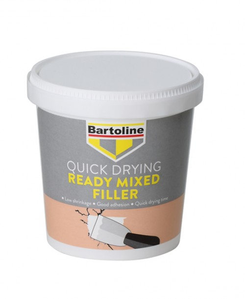 Bartoline Quick Drying Ready Mixed Filler 1kg