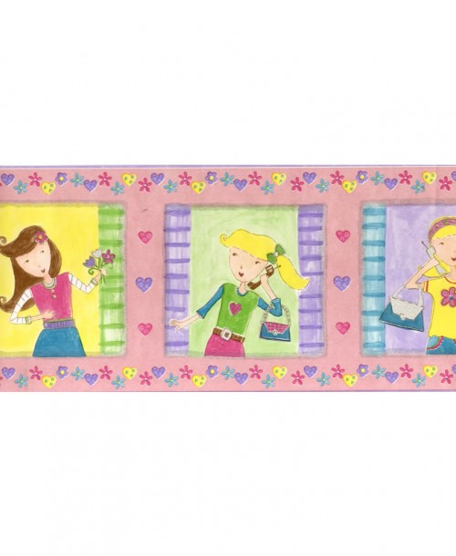 Childrens Border KA49272B