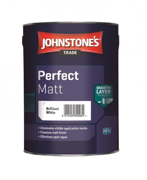 Johnstone's Trade Perfect Matt Emulsion