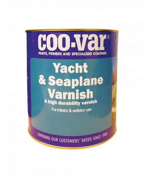 Coo-Var Yacht and Seaplane Varnish