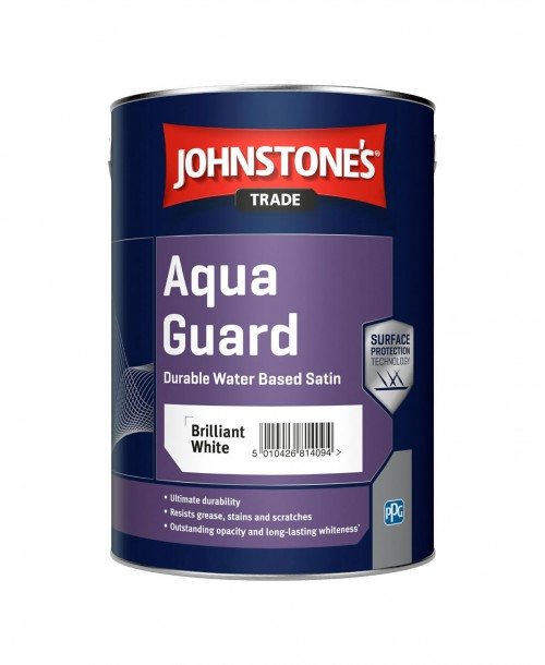 Johnstone's Trade Aqua Guard - Brilliant White