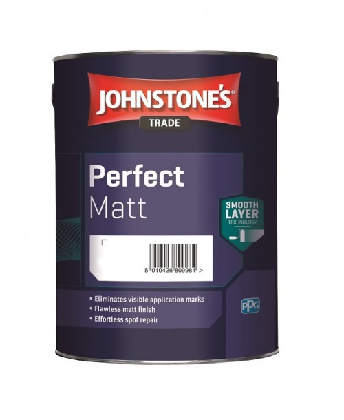 Johnstone's Trade Perfect Matt Emulsion - Colour