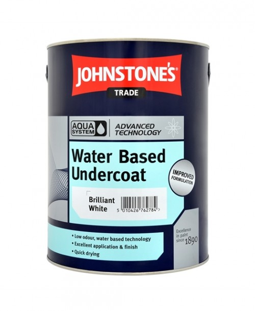 Johnstone's Trade Aqua Water Based Undercoat