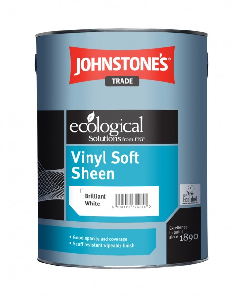 Johnstone's Trade Vinyl Soft Sheen Emulsion