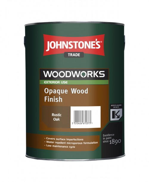 Johnstone's Trade Opaque Wood Finish